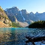  Lake Moraine Ten Peaks