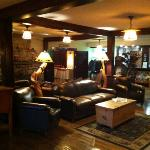 main lodge/lobby area