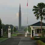 Capas National Shrine