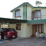  View of Guest Bungalow from Front Side