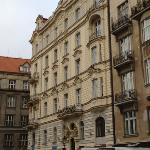 Prague City Apartments Residence Brehova Foto