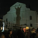 Start of the Ghost tour
