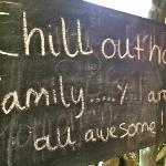 Chill Out House resmi