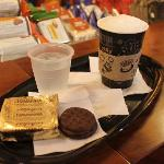  Alfajores and coffee at Havanna
