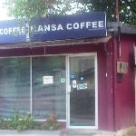Hansa Cofee how it looks in outsidde