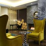 South Place Hotel Main Reception - interior by Conran & Partners