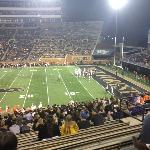 Game in October against Clemson
