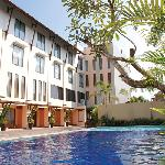 The Grand Santhi Hotel Foto