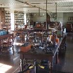  Edison&#39;s laboratory recreated