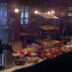 The Sunday brunch was amazing! Love the presentation.