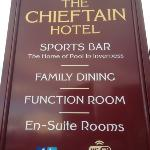 Bilde fra The Chieftain Hotel