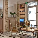  lobby Hotel Romance Malesherbes