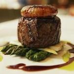 beef fillet with red wine jus