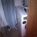 washing machine ironing board etc