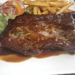  BBQ ribs