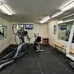 Quality Inn Winkler exercise room