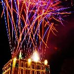 Annual Holiday Lighting & Fireworks