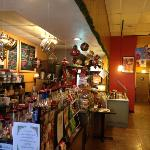 christmas time at Midtown café. Come in and hace a lovely time.