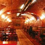 The cellar - restaurant with conference capability…