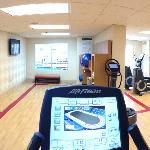  Cardio Room At The Sheraton