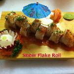 Snow Flake Roll