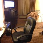 cheap chair for such a quality hotel