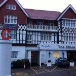 Foto van The Chine Hotel