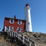 Photo of Fort Rodd Hill and Fisgard Lighthouse National Historic Sites