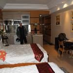 Photo de She & He Apartment Hotel Guangzhou Huifeng