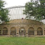 Camp Randall Memorial arena on University of Wisconsin campus