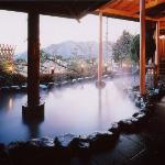  Open Air Hot Spring Bath