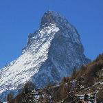  Matterhorn (photo taken from our room)