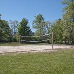  Volleyball court