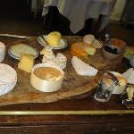  Plateau de fromages