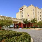 Our beautiful Hampton Inn hotel