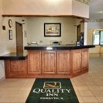 Quality Inn of Forsyth resmi