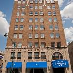  Historic Hampton Inn Downtown Indianapolis