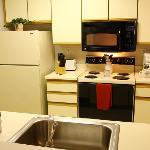  San Francisco Furnished Apartment Kitchen
