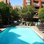 San Francisco Furnished Apartment Pool