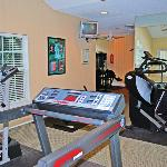 Richmond Furnished Apartment Fitness Center