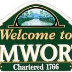 Tamworth Sign