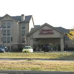 Hampton Inn and Suites Woodland
