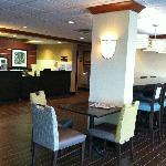 Hampton Inn Detroit Northville resmi