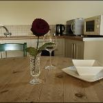The Annexe - Kitchen