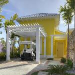 Exclusive use of electric golf carts so guests can explore the resort at their convenience
