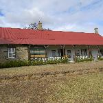 The museum and gift shop at Rorkes' Drift