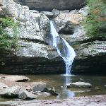  Cedar Falls in Hocking Hills Park