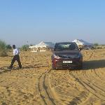 Foto de The Desert Resort (Rajasthan Desert Safari Camp)