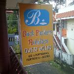 Backpacker Holidays Guest House Kochin
