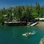 Φωτογραφία: Kachemak Bay Wilderness Lodge